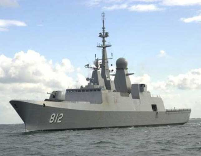 Royal Saudi, Bahraini Navies Start Joint Exercise