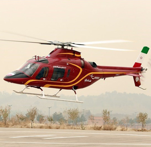 Iran to Produce New Helicopter for Combat Missions