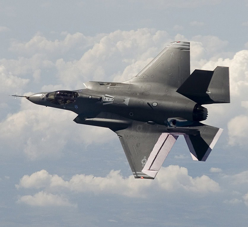 Harris to Upgrade F-35 Lightning II Mission System Avionics