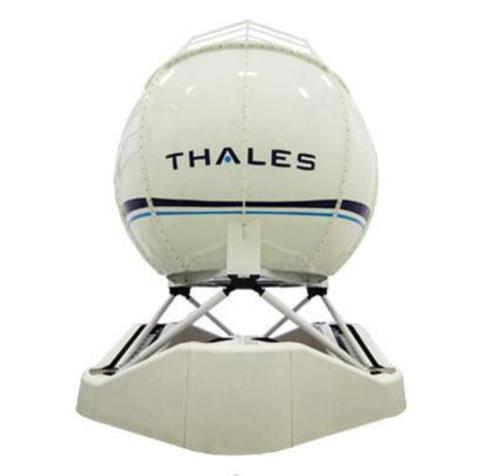 Kuwait Air Force to Use Thales Flight Simulators