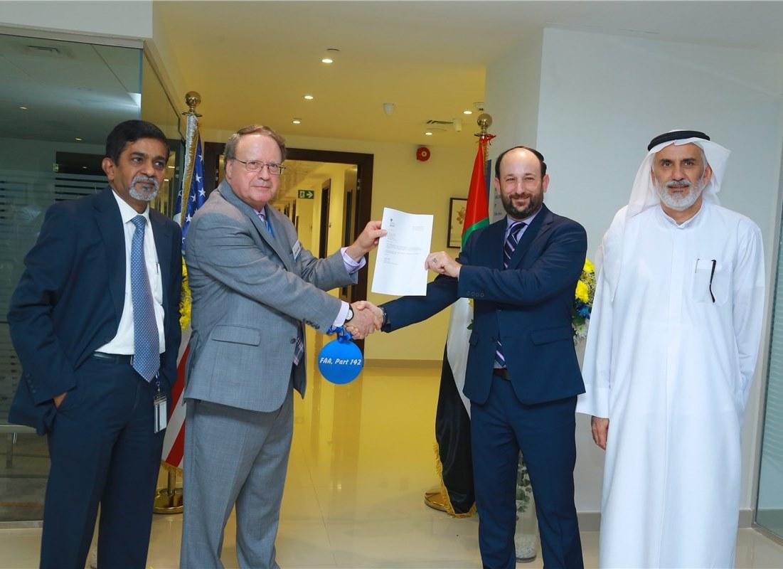 CAE, ADATC Get Certification for Embraer ERJ145 Training