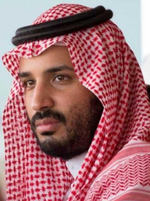 Saudi Defense Minister Receives Mauritanian Counterpart