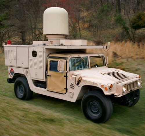 Northrop Grumman Demos HAMMR Multi-Mission Radar Capability