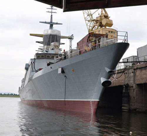 Russia's Newest Missile Corvette Complete Sea Trials