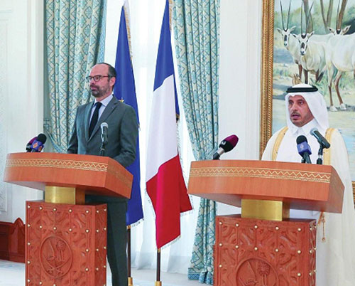 Qatar, France Sign Security Pact