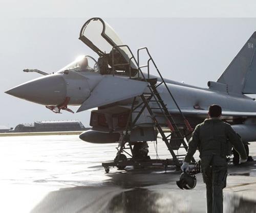 Qatar Typhoon and Hawk Program in Full Swing