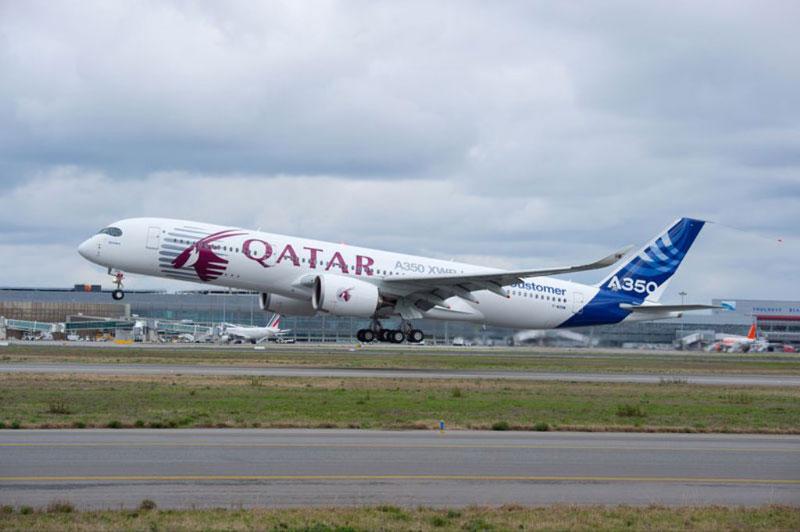 Qatar Airways to Display 3 Aircraft at Bahrain International Airshow