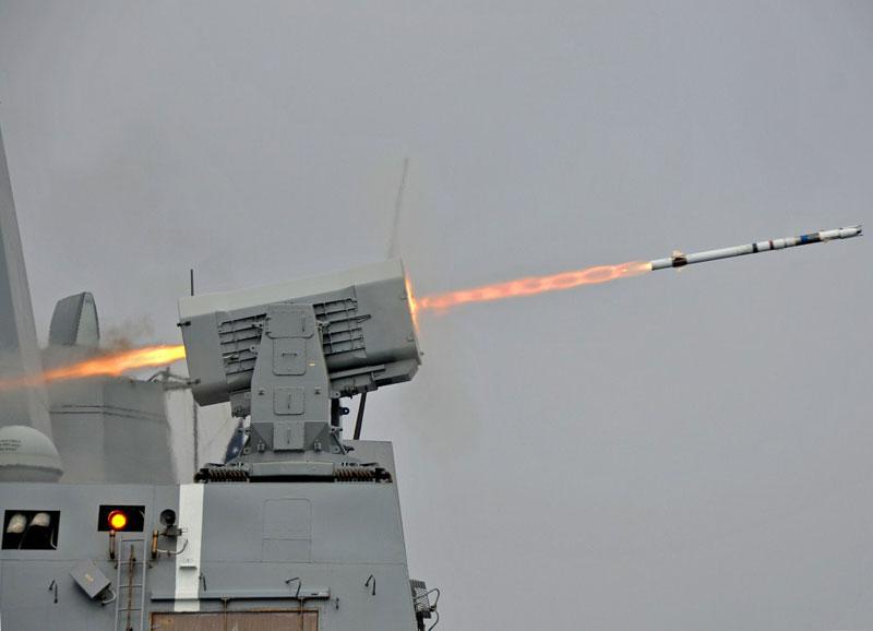Qatar Requests RIM-116C and RIM-116C-2 Rolling Airframe Missiles