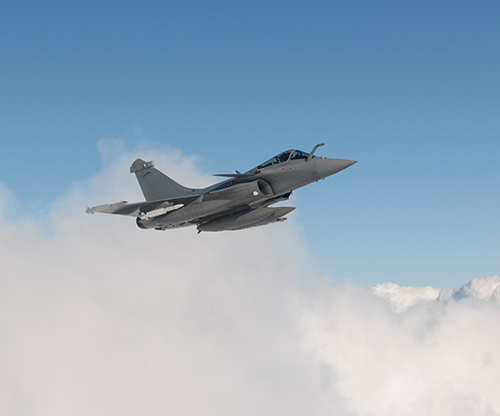 Greece, Dassault Aviation Finalize Contract for 18 Rafale Jets