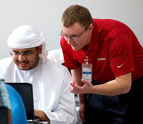 Raytheon Extends Cybersecurity Academy to UK and Kuwait