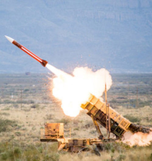 Raytheon's Patriot Downed Over 100 Ballistic Missiles Since 2015
