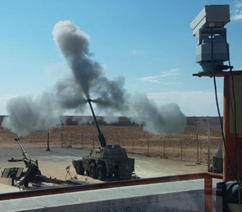 Rheinmetall Wins Order for Artillery Propelling Charges