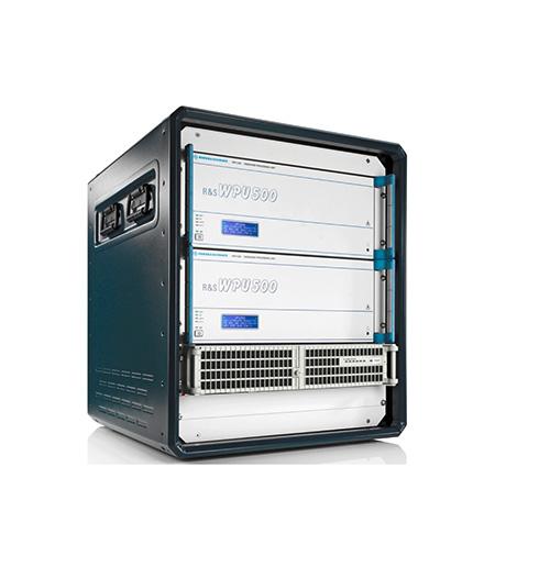 Rohde & Schwarz Demos Digital Communications Systems at IDEX