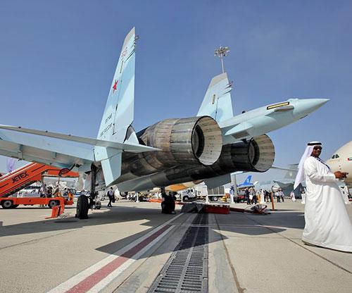 Rostec Presents Air Force, Air Defense, EW Equipment at Dubai Airshow