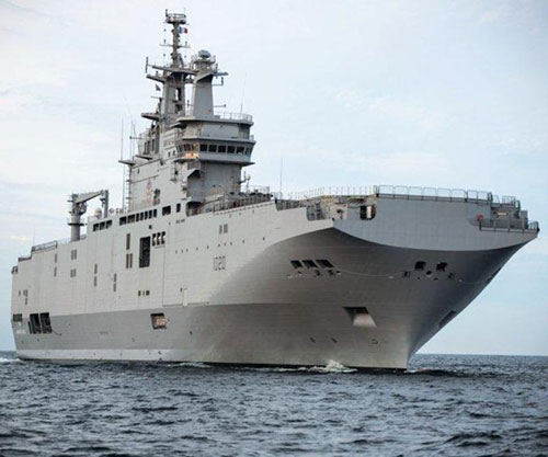 Russia, Egypt Discuss Ka-52 Deliveries for Mistral Warships