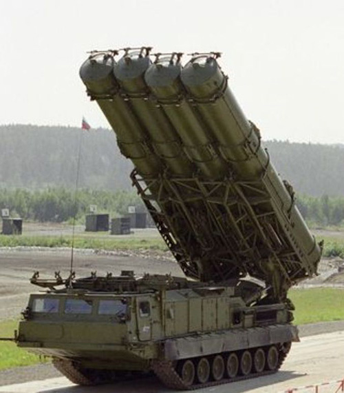 Russia's Arms Sales to Middle East Hit Record Level