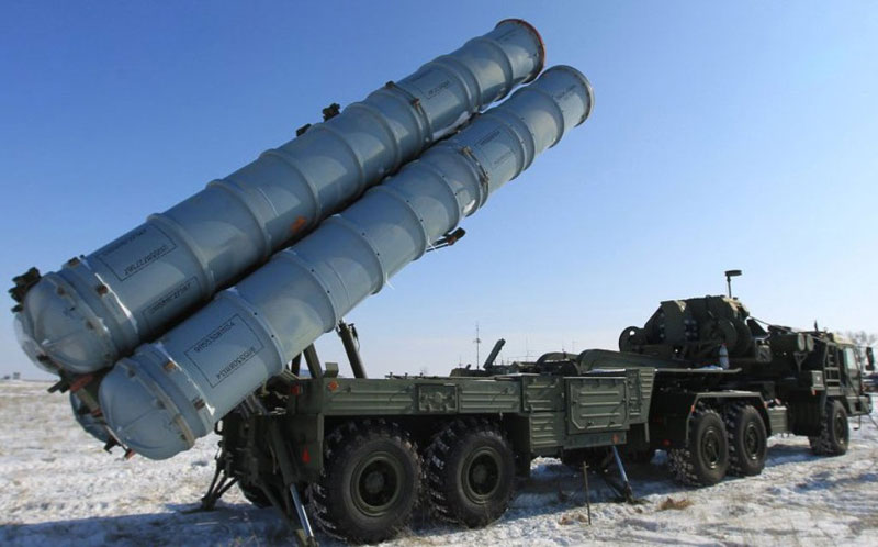 Russia's S-500 Missile System to Begin Tests This Year