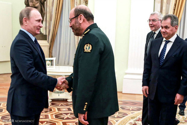 Russia, Iran to Strengthen Military Cooperation