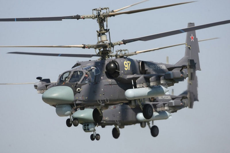 Russia Ready to Supply Helicopter Tools to Egypt's Mistrals