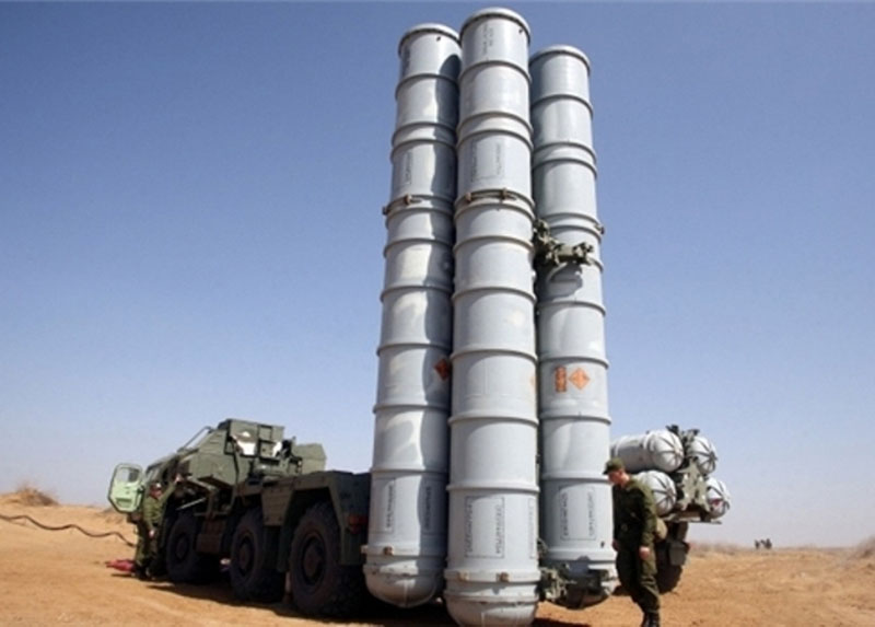 Russia Starts Delivering S-300 Air Defense System to Iran