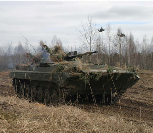 Russia to Hold Over 4,000 War Games in 2019