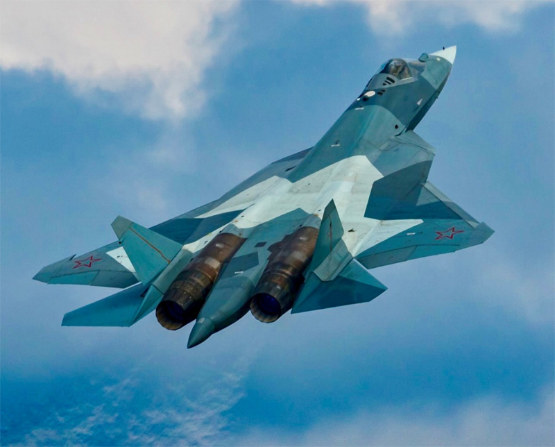 Russian Aerospace Force to Receive 143 Advanced Jets in 2019