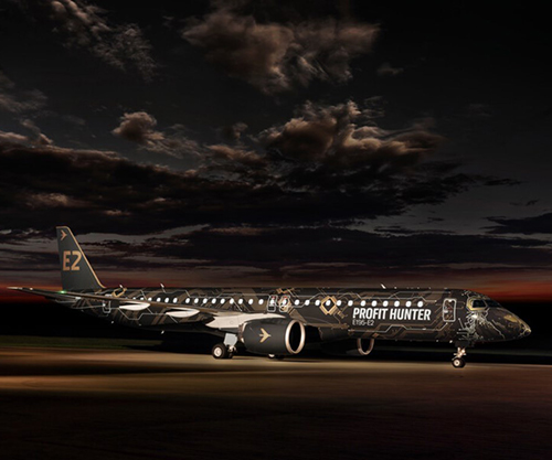 Russian Debut for Embraer's Newest Passenger Jet at MAKS-2019