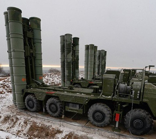 Russian Forces to Get 3 New Regiments of S-400 Triumf