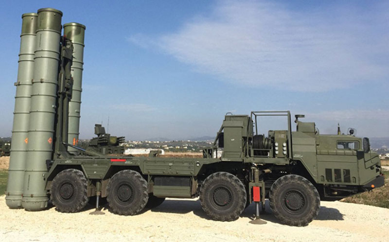 Russian Forces to Get S-500 Air Defense Systems Soon