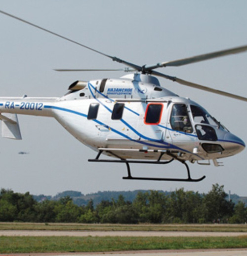 Russian Helicopters Starts Testing Ansat in Pakistan