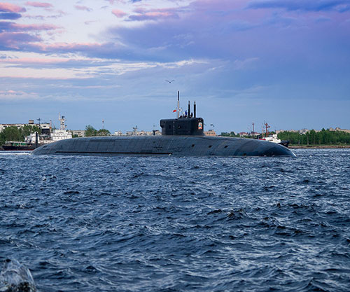 Russian Navy to Receive Four Submarines in 2021