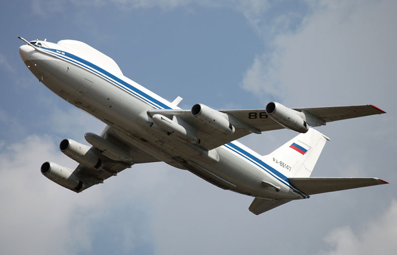 Russia's Aerial Command Post Ready to Enter Service