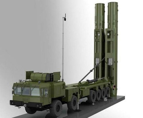 S-500 Air Defense System in Final Development Stages