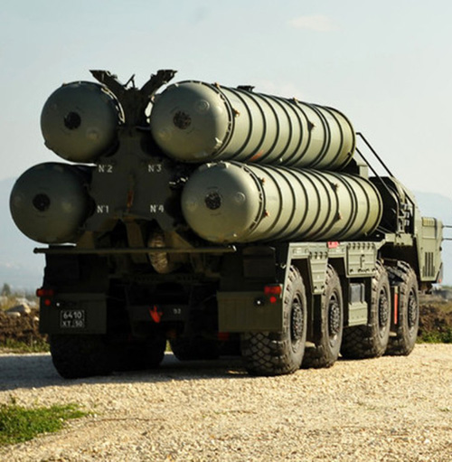 S-500 Prometheus to Succeed S-400 Missile System in 2020