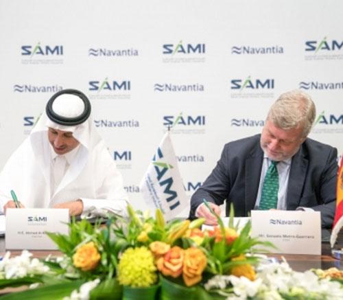 SAMINavantia Launches Training Program With 11 Saudi Engineers
