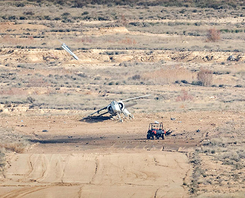 SCR Participates in Spanish Air Force's Annual Training Exercise