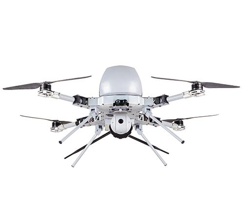 STM Introduces Mini-UAV Systems at DSEI 2019