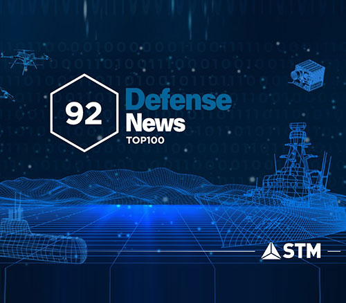 STM Ranks Again Among Top 100 Defense Companies