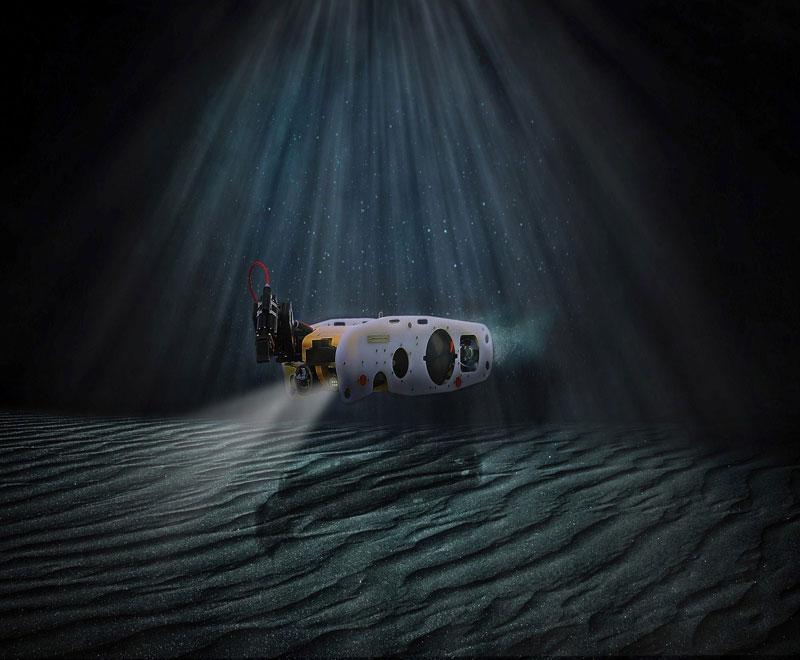 Saab Develops Underwater Anti-IED Robot