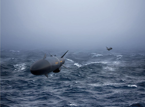 Saab Launches Next-Generation Anti-Ship Missile System