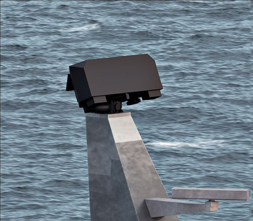 Saab Receives Order from the U.S. for Sea Giraffe MMR
