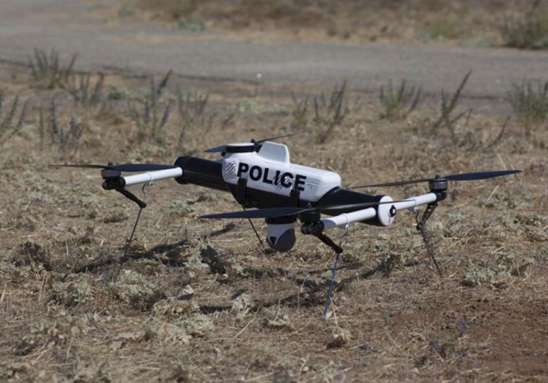 Saab to Deliver UAV Systems to Swedish Police