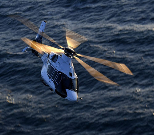 Safran's Euroflir410 Optronic System to Equip French Navy's H160 Helicopters