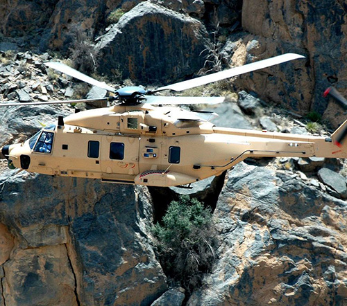 Safran Helicopter Engines to Power Qatar's New NH90 Fleet