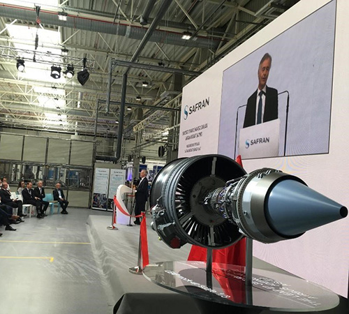 Safran Launches New LEAP Engine Parts Plant in Poland
