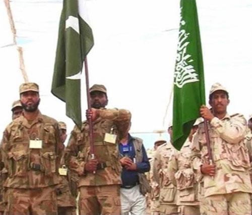 Saudi, Pakistani Special Forces Start Counter-Terror Drills
