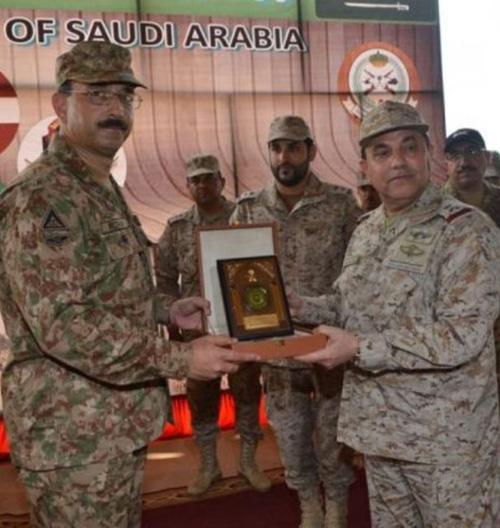 Saudi Arabia, Pakistan Conclude Al-Samsam 6 Military Drill