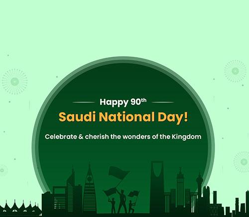 Saudi Arabia Celebrates 90th National Day
