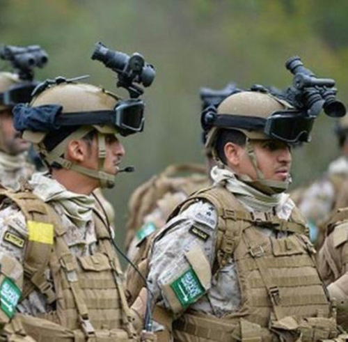 Saudi Arabia, France Start Joint Military Drills in the Alps