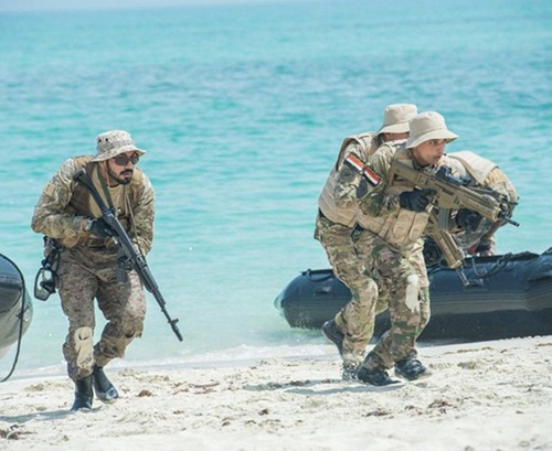 Saudi Arabia Hosts Planning Meeting for 10th Joint Peninsula Shield Exercise